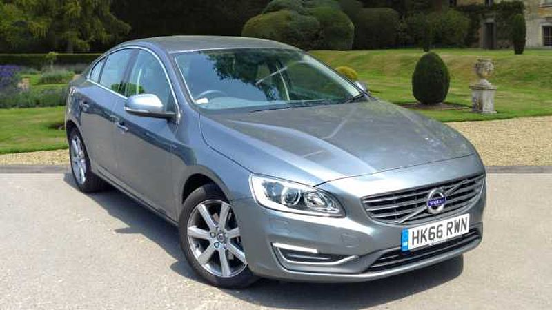 Volvo S60 D3 SE Lux Nav Automatic